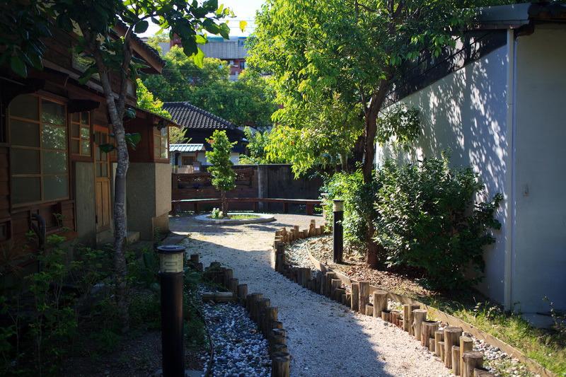 郭子究音樂文化館庭院2