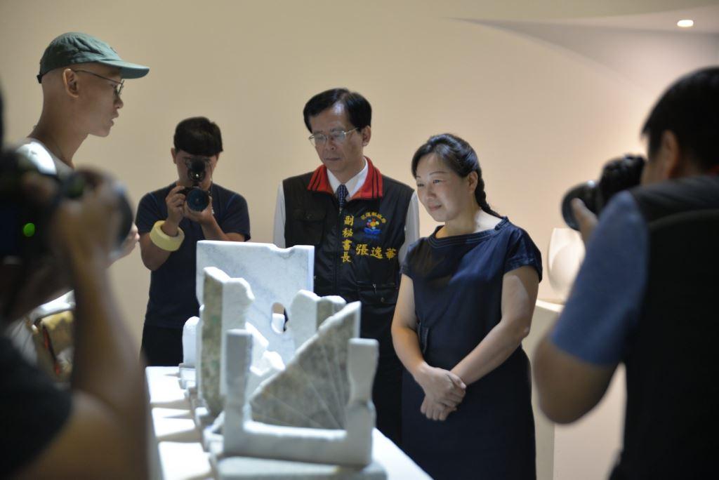 花蓮石雕藝術營人才培訓結訓  8人成果發表展【新聞稿】(1)