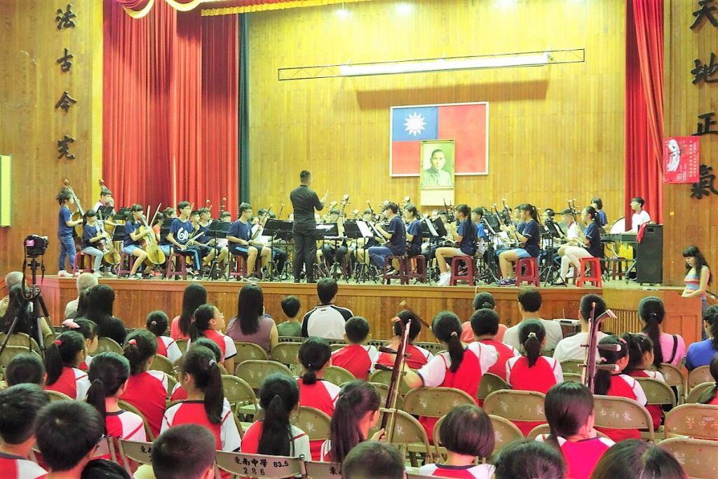 照片提供:臺藝大表演藝術學院國樂學系