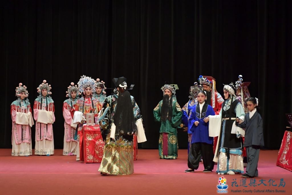 【京聲京勢~奇萊緣】京劇!(4)