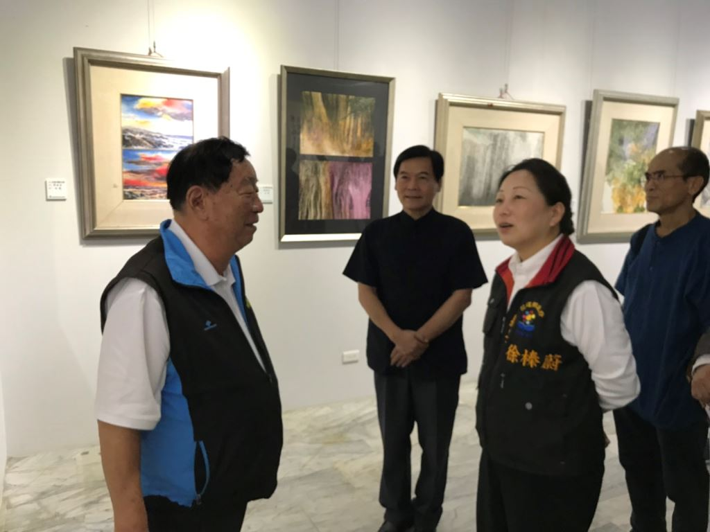 花蓮縣108年南區藝術家聯展【新聞稿】(3)
