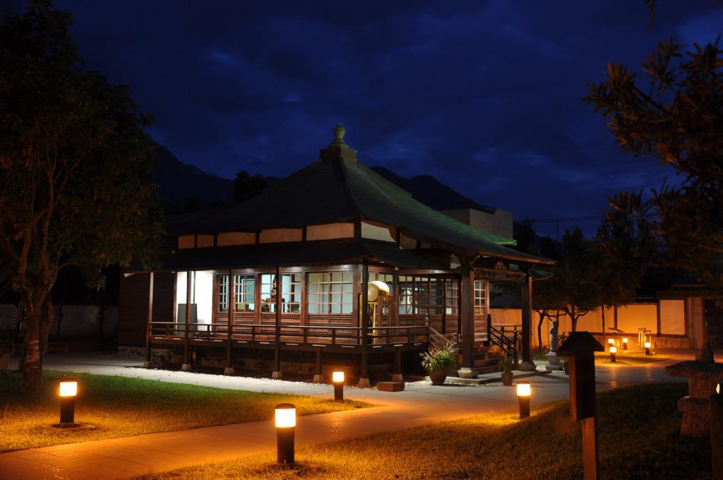 吉安慶修院夜景2