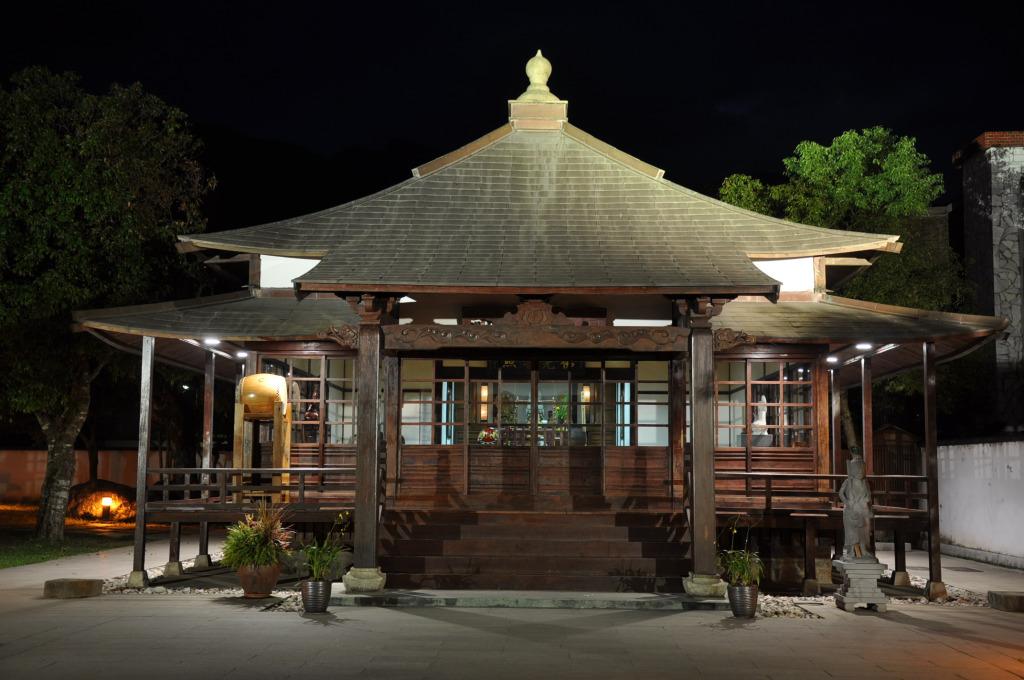 吉安慶修院夜景4