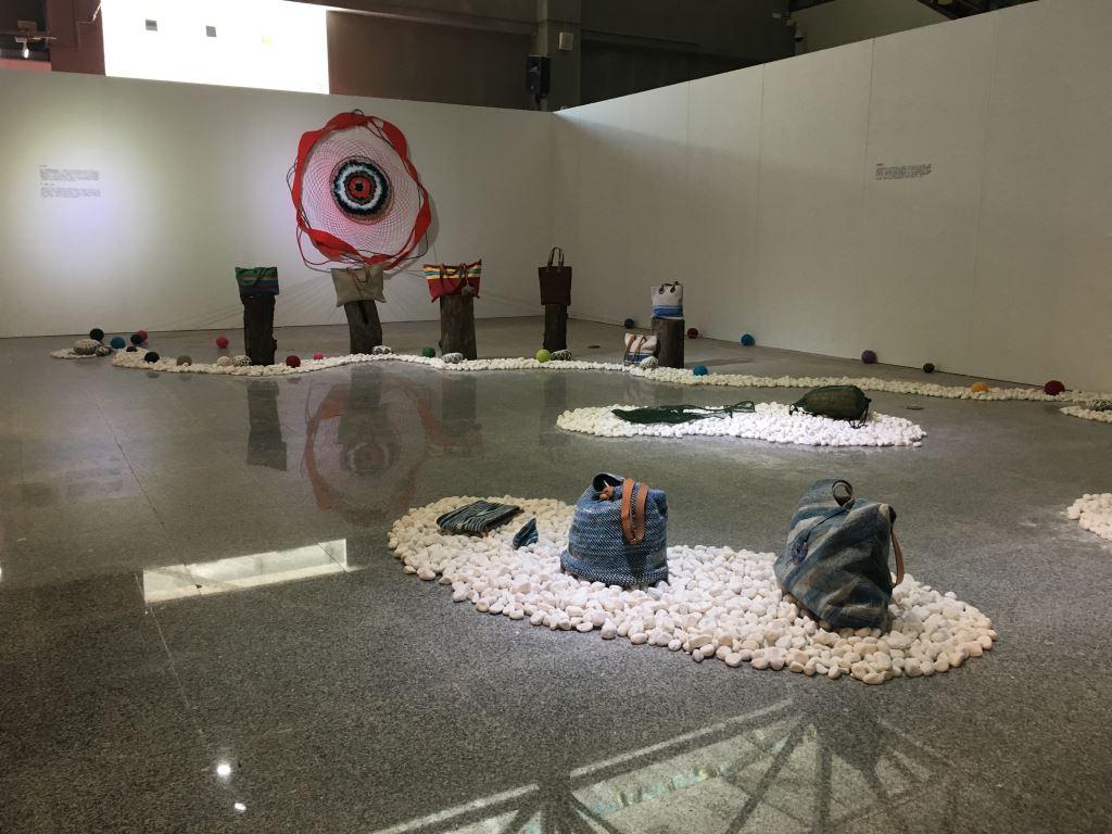 紅荒之力—銅門刀及都蘭編織展(5)