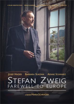 12/18(三)09:30  史蒂芬茨威格:再見歐洲Stefan Zweig: Farewell to Europe