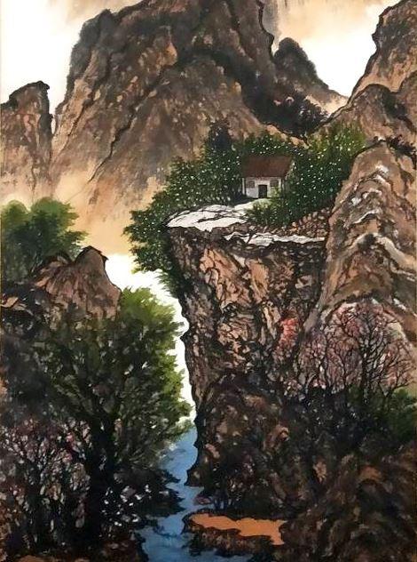 108年方卿國畫展(3)