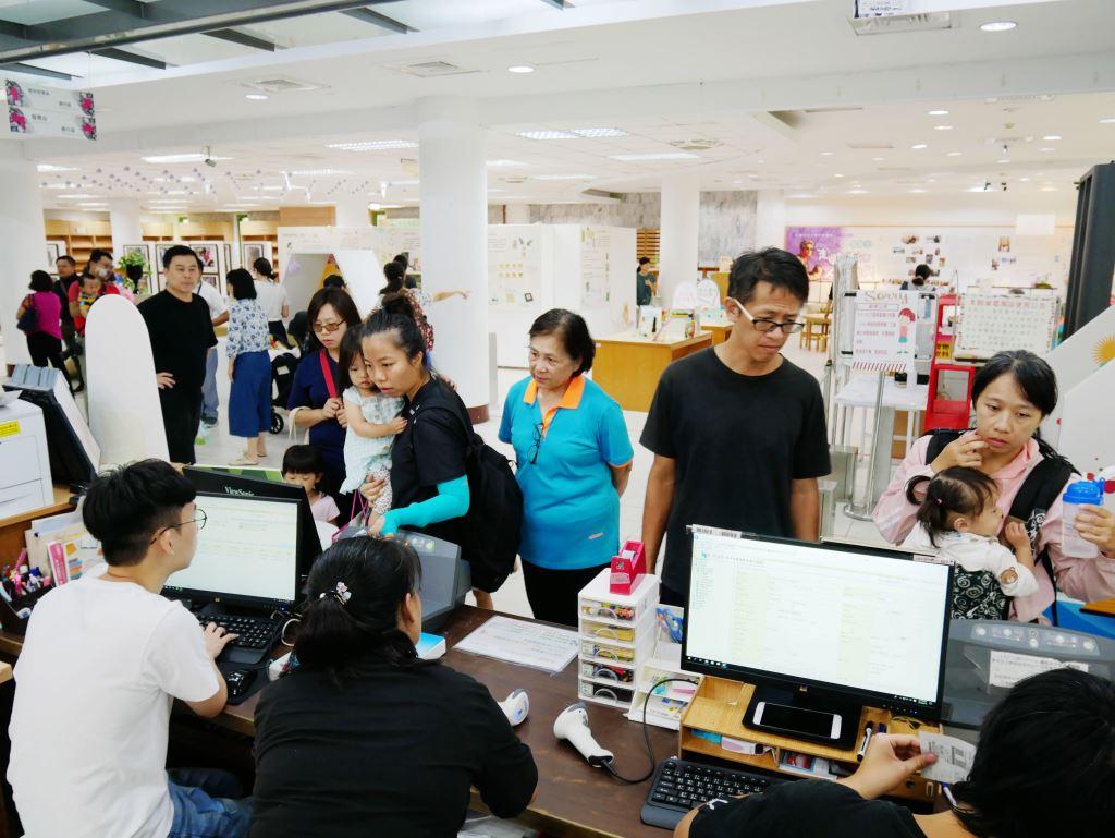 花蓮縣「2019年Bookstart閱讀起步走暨系列活動」啟動儀式   【新聞稿】