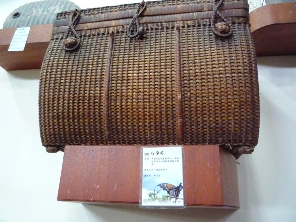 行李箱(阿嬤的LV)