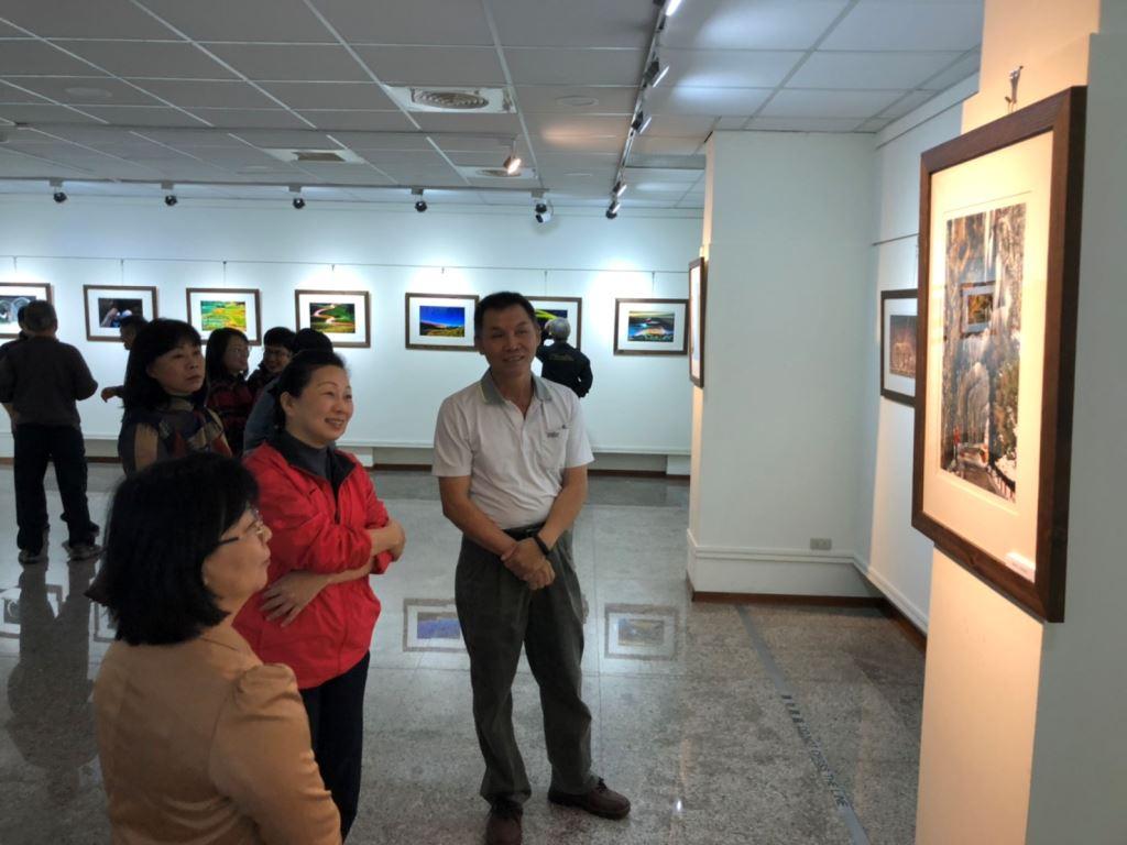 世界映像之美-109年花蓮攝影學會會員攝影聯展