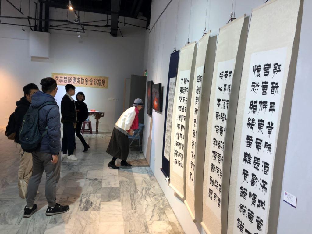 翰海彩輝/扇韻墨舞 書畫展(3)