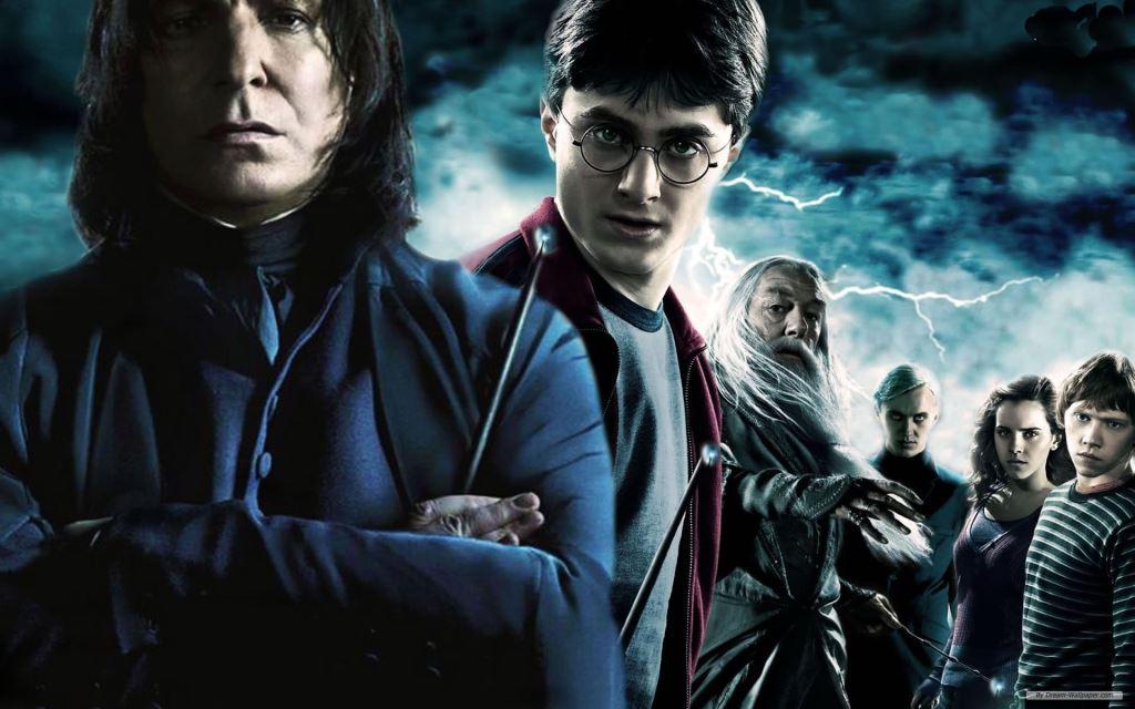 02/22(六)09:30  哈利波特:混血王子的背叛