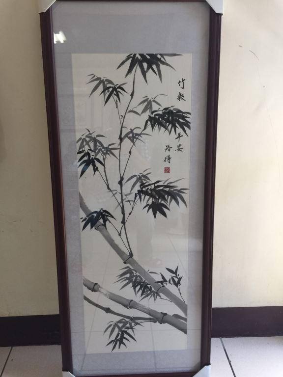 張石居「墨彩調丹」師生聯展(1)