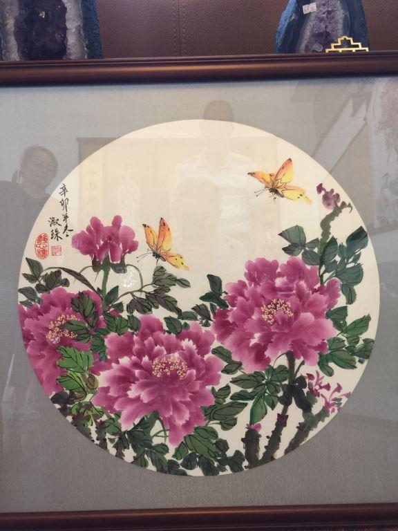 張石居「墨彩調丹」師生聯展(3)