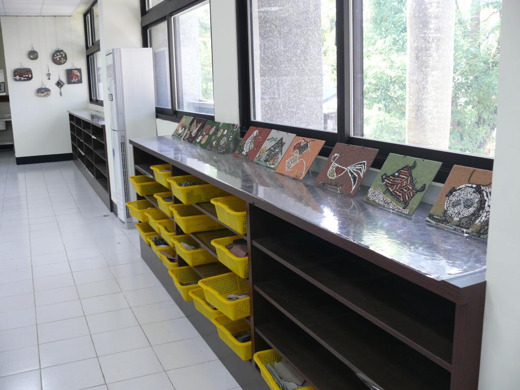 璞石藝術館-二樓璞石藝術教室