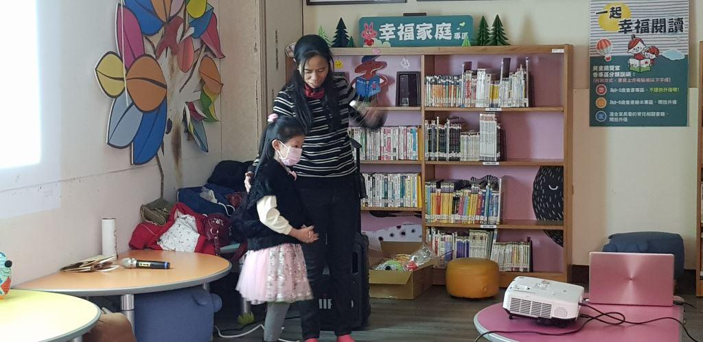 2020洄瀾書香節親子悅讀系列活動-2月份《森林的元宵節》(5)