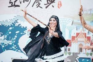 2020太平洋左岸藝術季系列課程-東方舞文化與節奏工作坊(12)