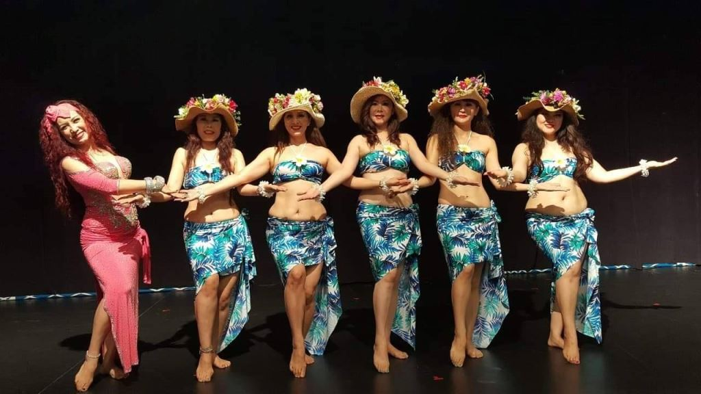 2020太平洋左岸藝術季系列課程-東方舞文化與節奏工作坊(8)