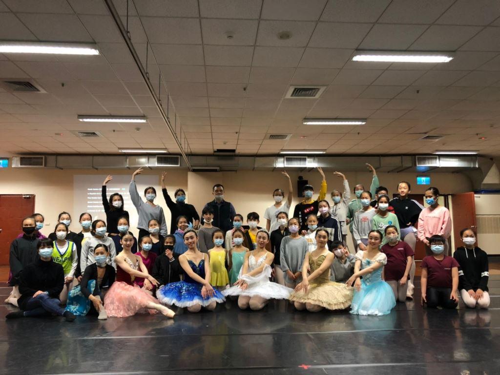 2020太平洋左岸藝術季系列課程-芭蕾舞蹈音樂工作坊(4)