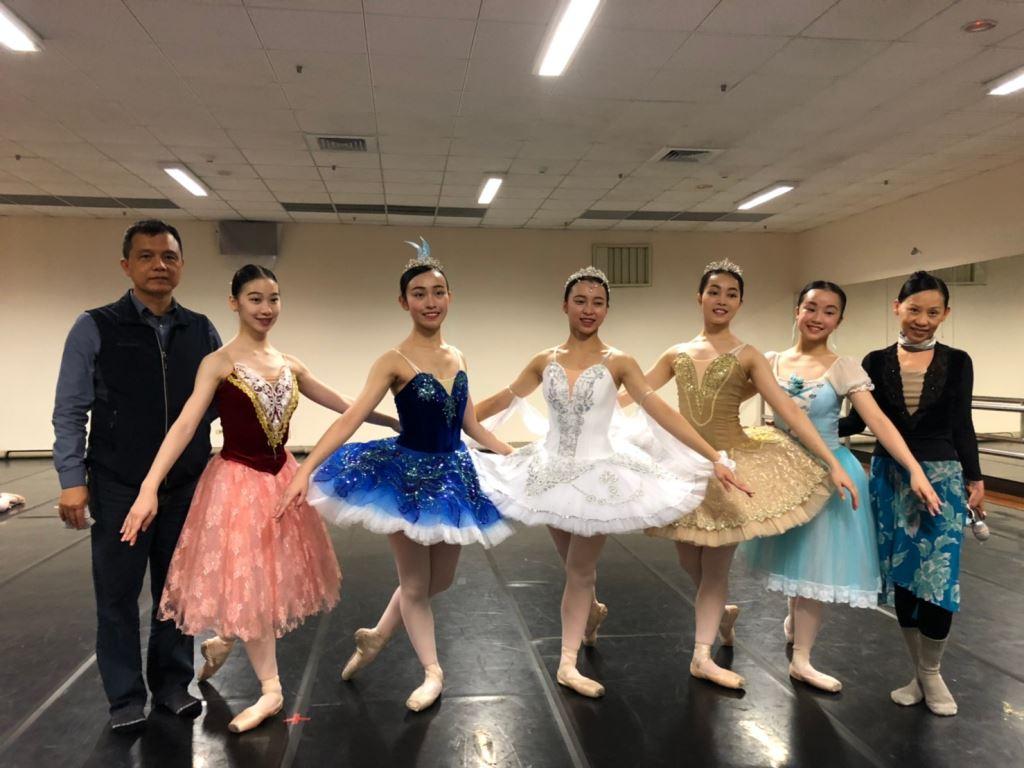2020太平洋左岸藝術季系列課程-芭蕾舞蹈音樂工作坊(5)