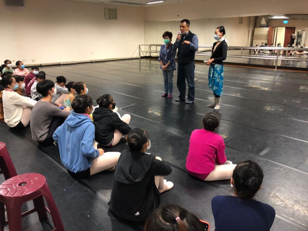 2020太平洋左岸藝術季系列課程-芭蕾舞蹈音樂工作坊(6)