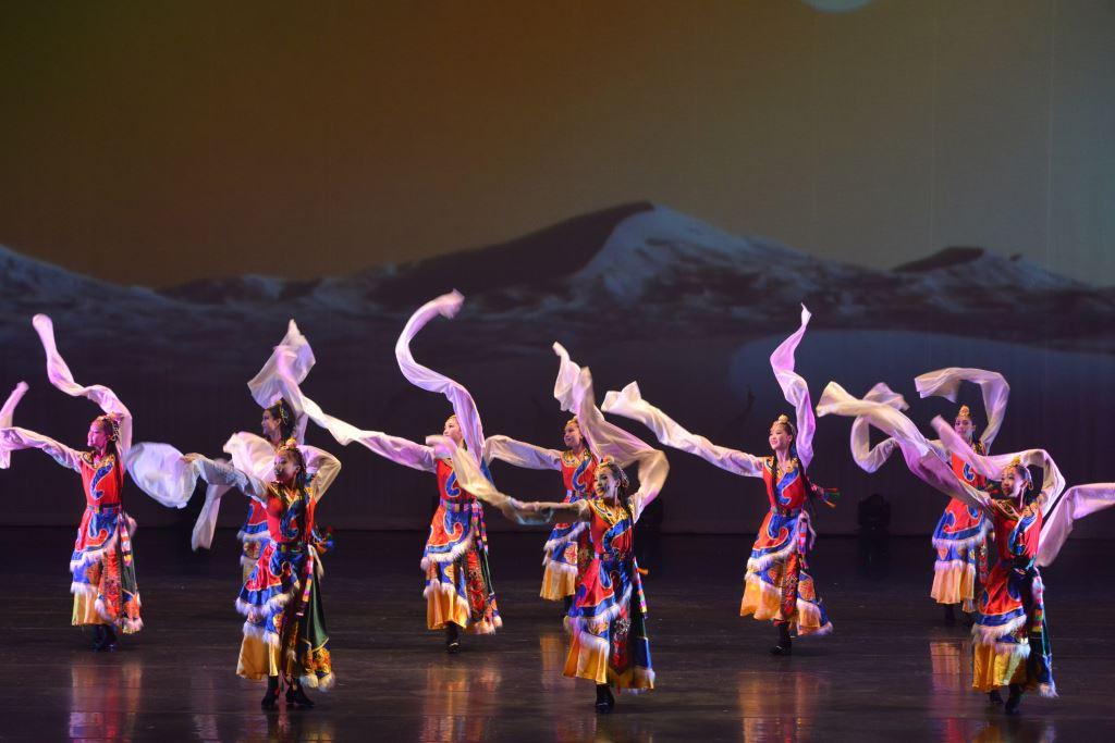 2020太平洋左岸藝術季系列課程-中國舞研習工作坊