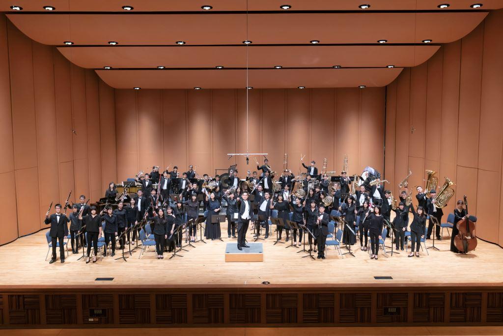 2020太平洋左岸藝術季-NTSO青少年管樂營成果音樂會