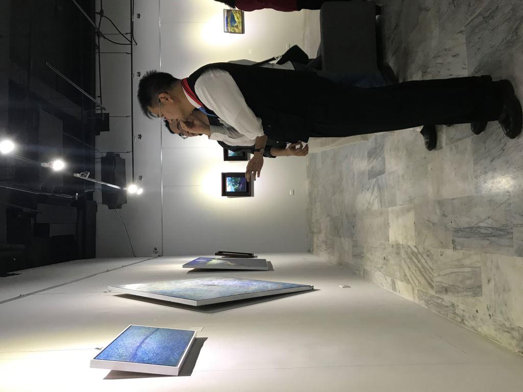 與蒼冥歌‧與天地共歌同遊-林子超藝術創作展(2)