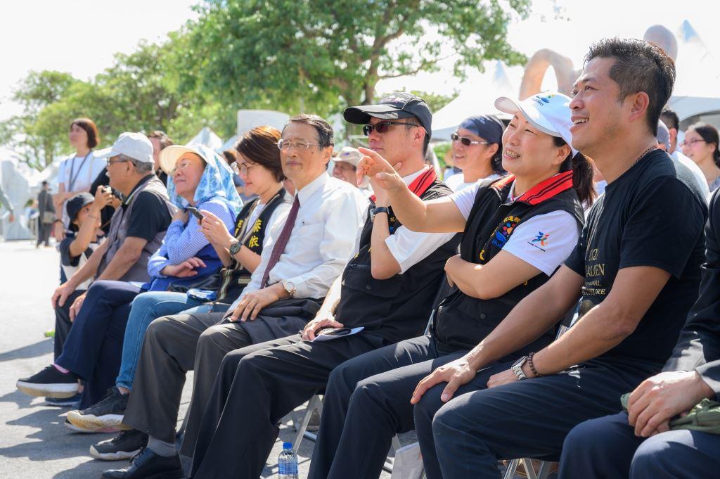 「2020花蓮國際石雕藝術季」閉幕典禮