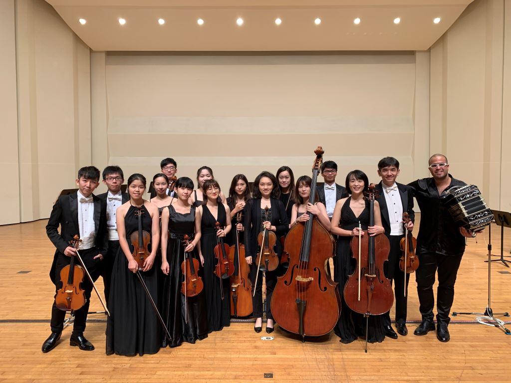 2020巴赫納利亞.台灣 冬季音樂會-傑賓.喬福瑞 與巴赫納利亞.台灣