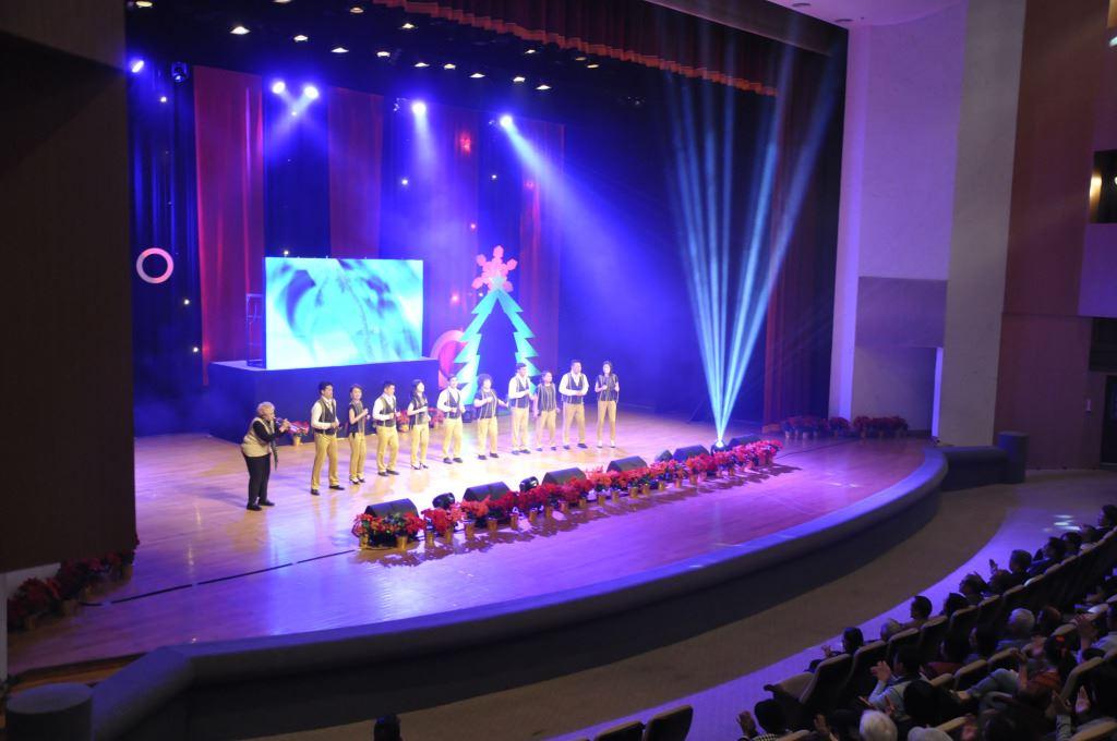 回家-天韻合唱團音樂演唱會