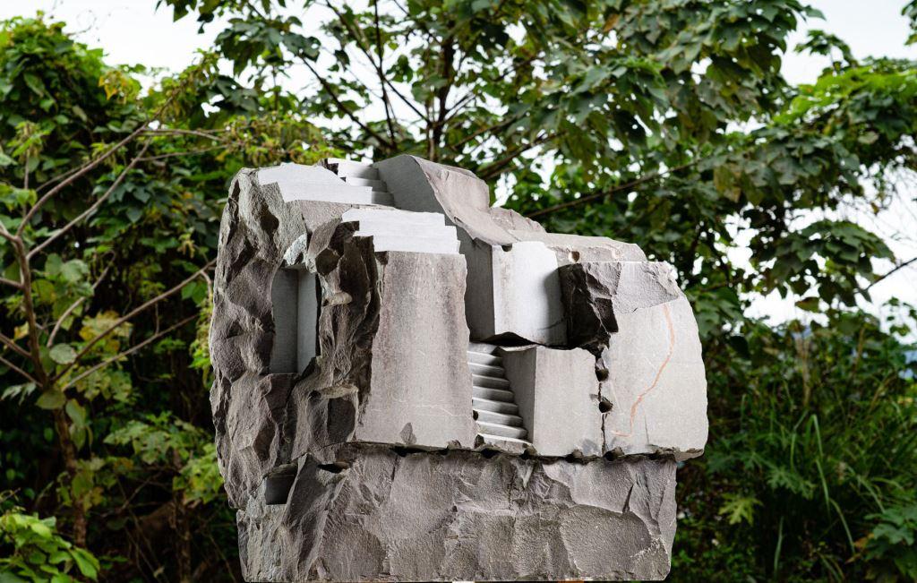 水的品味 黎志文雕塑主題特展