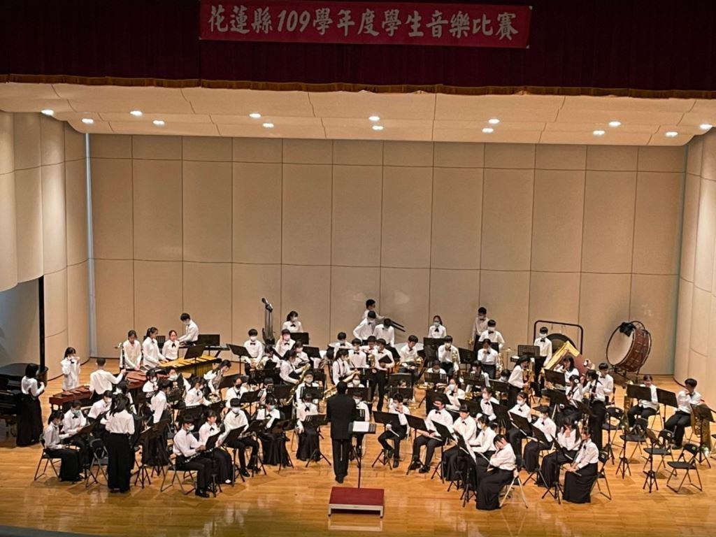 2021花崗國中藝才班年度音樂會  「聽了就知道」演出取消