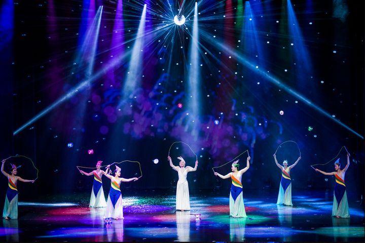 2021兒童藝術節 《海洋慶典》舞鈴劇場