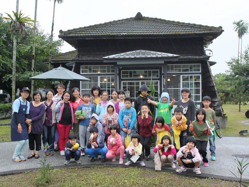 文化縱谷●常民感動」系列活動─大富國小校外教學