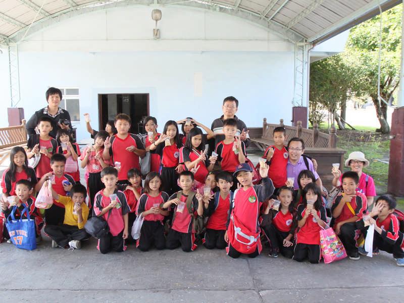 文化縱谷●常民感動」系列活動─西林國小校外教學