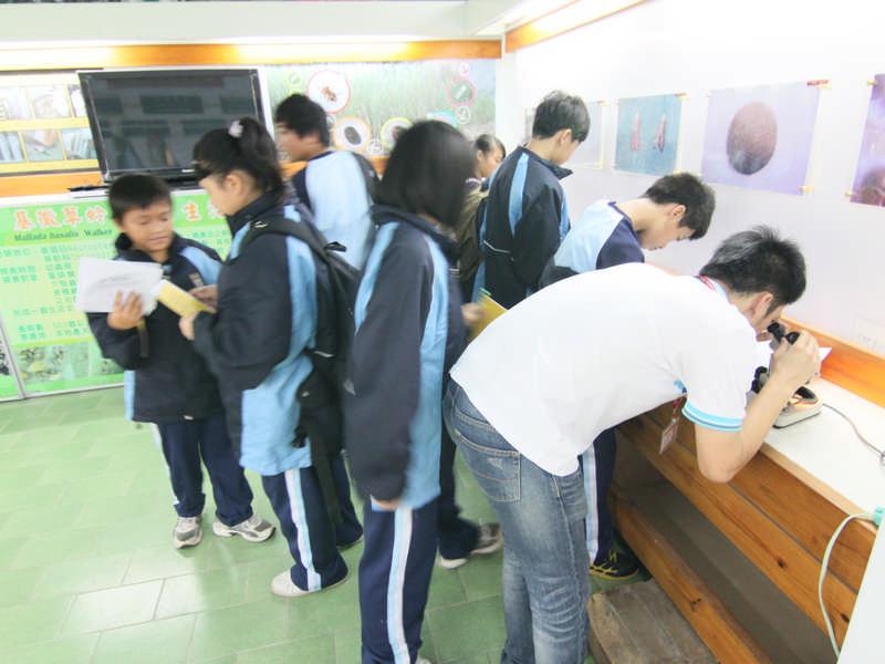 校外教學系列活動-富源國中