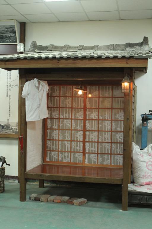 日式木屋模型