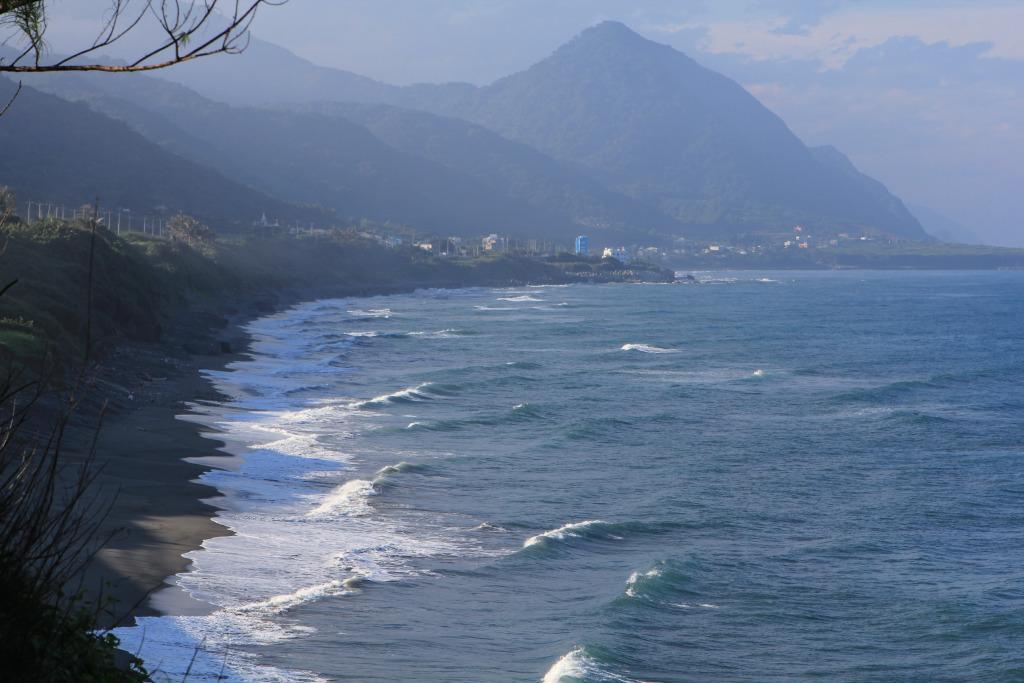 遼闊的太平洋