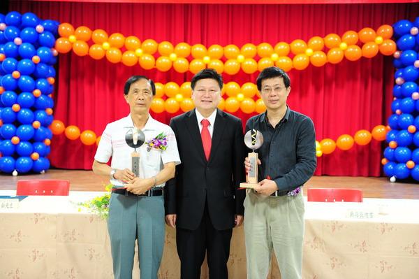 花蓮縣99年度文化薪傳獎頒獎典禮