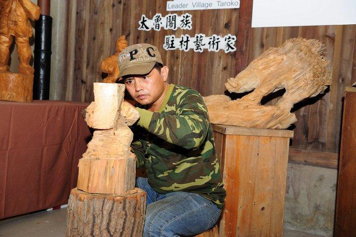 木雕雕刻中1