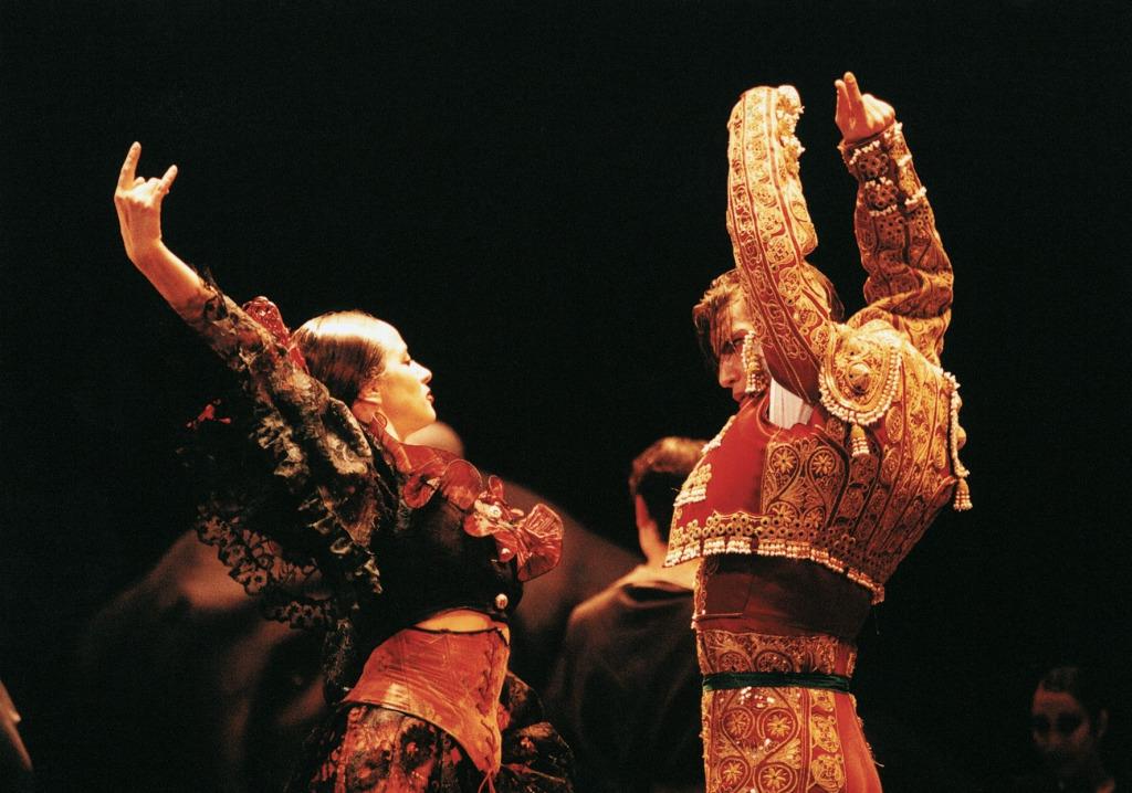 卡門-全本佛朗明哥舞劇 西班牙拉法葉亞吉拉佛朗明哥舞團