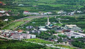 Hualien Sugar Factory, Taiwan Sugar Corporation (Former name: Saltwater Harbor Sugar Manufacturing Plant, Hualien Manufacturing Plant, Dahe Factory)