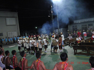Ilisin Harvest Festival of the Makotaay branch of the Amis Tribe, Fengbin Township, Hualien County