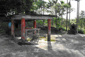 Qing-an Temple of Land Deity