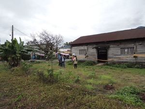 TRA Old Linjung Station Warehouse