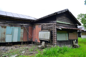 Number 1 and 3, Lane 1, Hualien Sugar Factory Workers Quarters