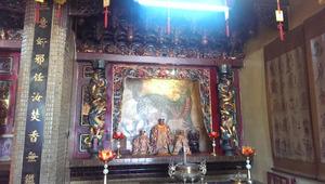 Fuyuan Baoan Temple